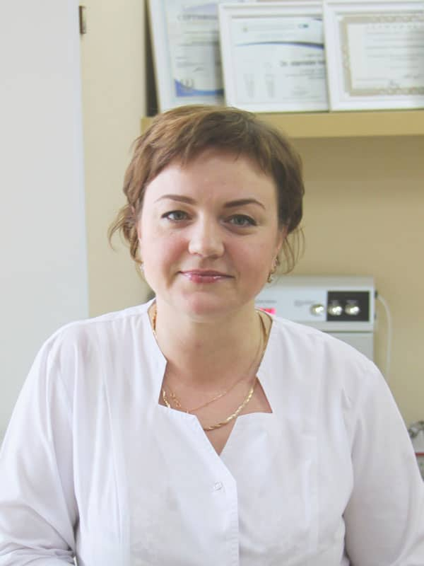 Огурцова Мария Вадимовна