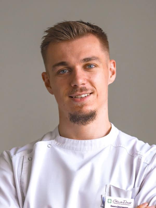 Шабанов Никита Дмитриевич
